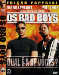 DVD OS BAD BOYS