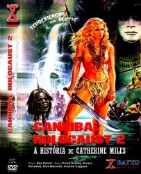 DVD CANNIBAL HOLOCAUST 2 - A HISTORIA DE CATHERINE MILES