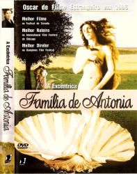 DVD A EXCENTRICA FAMILIA DE ANTONIA