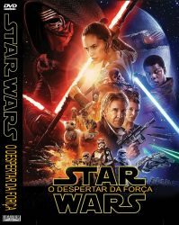 DVD STAR WARS - O DESPERTAR DA FORÇA