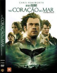 DVD NO CORAÇAO DO MAR - CHRIS HEMSWORTH