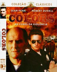 DVD AS CORES DA VIOLENCIA - ROBERT DUVALL