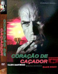 DVD CORAÇAO DE CAÇADOR - CLINT EASTWOOD