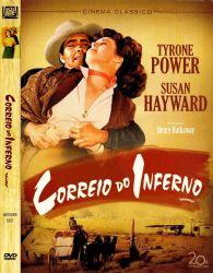 DVD CORREIO DO INFERNO - TYRONE POWER