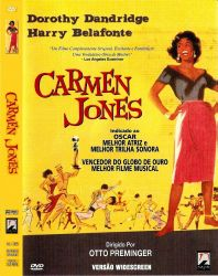 DVD CARMEN JONES