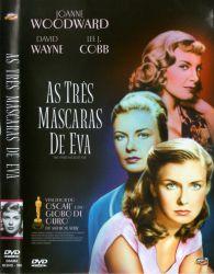 DVD AS TRES MASCARAS DE EVA