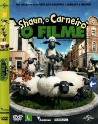 DVD SHAUN O CARNEIRO