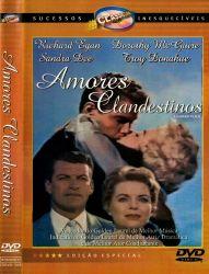 DVD AMORES CLANDESTINOS