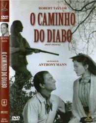 DVD O CAMINHO DO DIABO - ROBERT TAYLOR