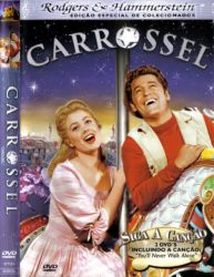 DVD CARROSSEL - GORDON MACRAE