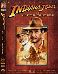 DVD INDIANA JONES E A ULTIMA CRUZADA