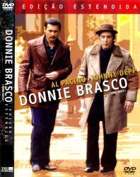 DVD DONNIE BRASCO - JOHNNY DEPP