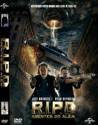 DVD R I P D  - AGENTES DO ALEM