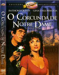 DVD O CORCUNDA DE NOTRE DAME - ANTHONY QUINN