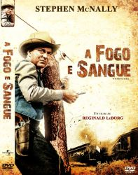 DVD A FOGO E SANGUE - STEPHEN McNALLY