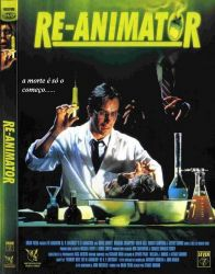 DVD RE-ANIMATOR - 1985