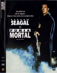DVD FURIA MORTAL - STEVEN SEAGAL