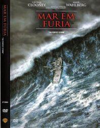 DVD MAR EM FURIA - DUBLADO