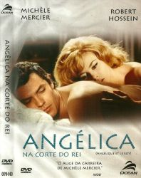 DVD ANGELICA - NA CORTE DO REI