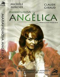 DVD ANGELICA - MARAVILHOSA