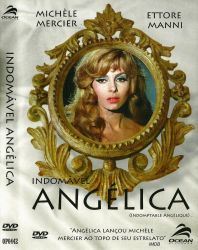 DVD ANGELICA A INDOMAVEL