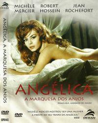 DVD ANGELICA - A MARQUESA DOS ANJOS