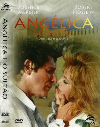 DVD ANGELICA - E O SULTAO