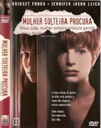 DVD MULHER SOLTEIRA PROCURA - BRIDGET FONDA