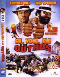 DVD EU VOCE ELE E OS OUTROS - BUD SPENCER