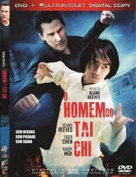 DVD O  HOMEM DO TAI CHI - KEANU REEVES
