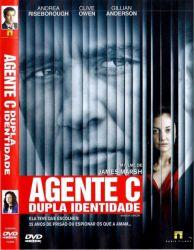 DVD AGENTE C - DUPLA IDENTIDADE