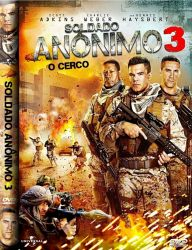 DVD SOLDADO ANONIMO 3 - O CERCO