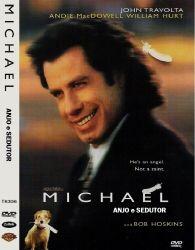 DVD MICHAEL ANJO E SEDUTOR - JOHN TRAVOLTA