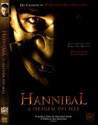 DVD HANNIBAL - A ORIGEM DO MAL