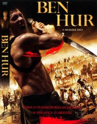 DVD BEN HUR - 2010