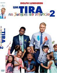 DVD UM TIRA NO JARDIM DE INFANCIA 2 - DOLPH LUNDGREN