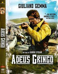 DVD ADEUS GRINGO - GIULIANO GEMMA