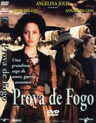 DVD PROVA DE FOGO - ANGELINA JOLIE