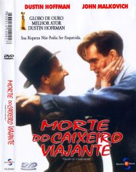 DVD MORTE DO CAIXEIRO VIAJANTE - DUSTIN HOFFMAN