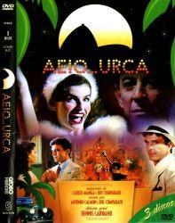 DVD AEIO URCA - 3 DVDs
