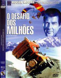 DVD O DESAFIO DOS MILHOES - ROGER MOORE