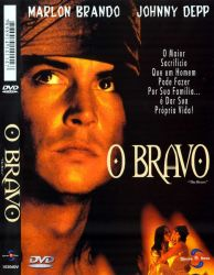 DVD O BRAVO - JOHNNY DEPP