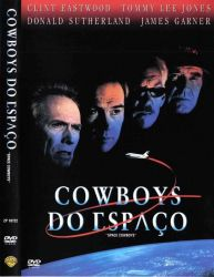 DVD COWBOYS DO ESPAÇO - LEGENDADO - CLINT EASTWOOD