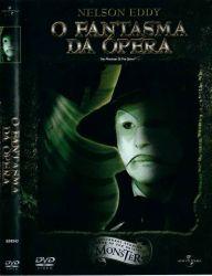 DVD O FANTASMA DA OPERA - 1943