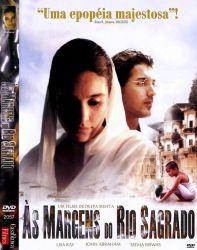 DVD AS MARGENS DO RIO SAGRADO