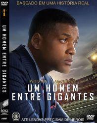 DVD UM HOMEM ENTRE GIGANTES - WILL SMITH