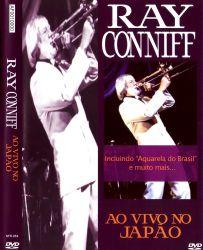 DVD RAY CONNIFF - ORIGINAL - AO VIVO NO JAPAO - 1991