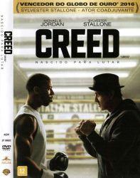 DVD CREED - NASCIDO PARA LUTAR - SYLVESTER STALLONE
