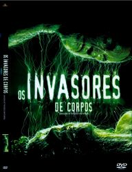 DVD OS INVASORES DE CORPOS - 1978