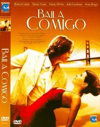 DVD BAILA COMIGO - ROBERT CARLYLE